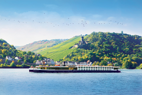 Rhine river cruises - Uniworld River Queen