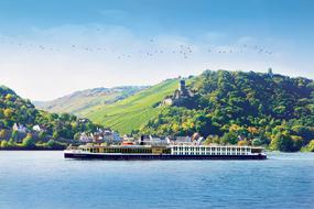 Rhine river cruises - Uniworld River Queen