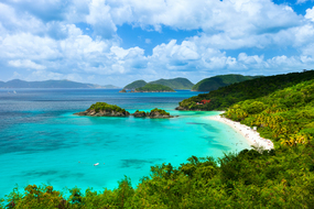 Caribbean cruise to St John, US Virgin Islands
