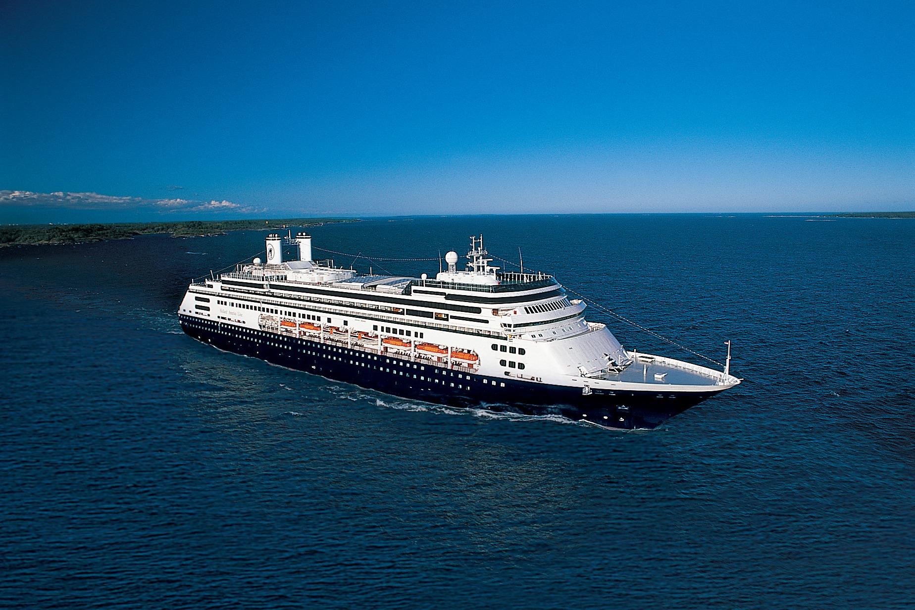 Holland America Line cruises - MS Rotterdam