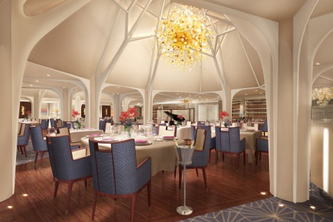 Encore Rendering Main Dining