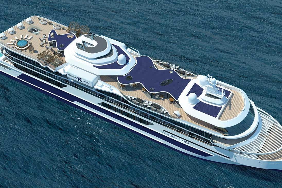 Celebrity Flora - ship