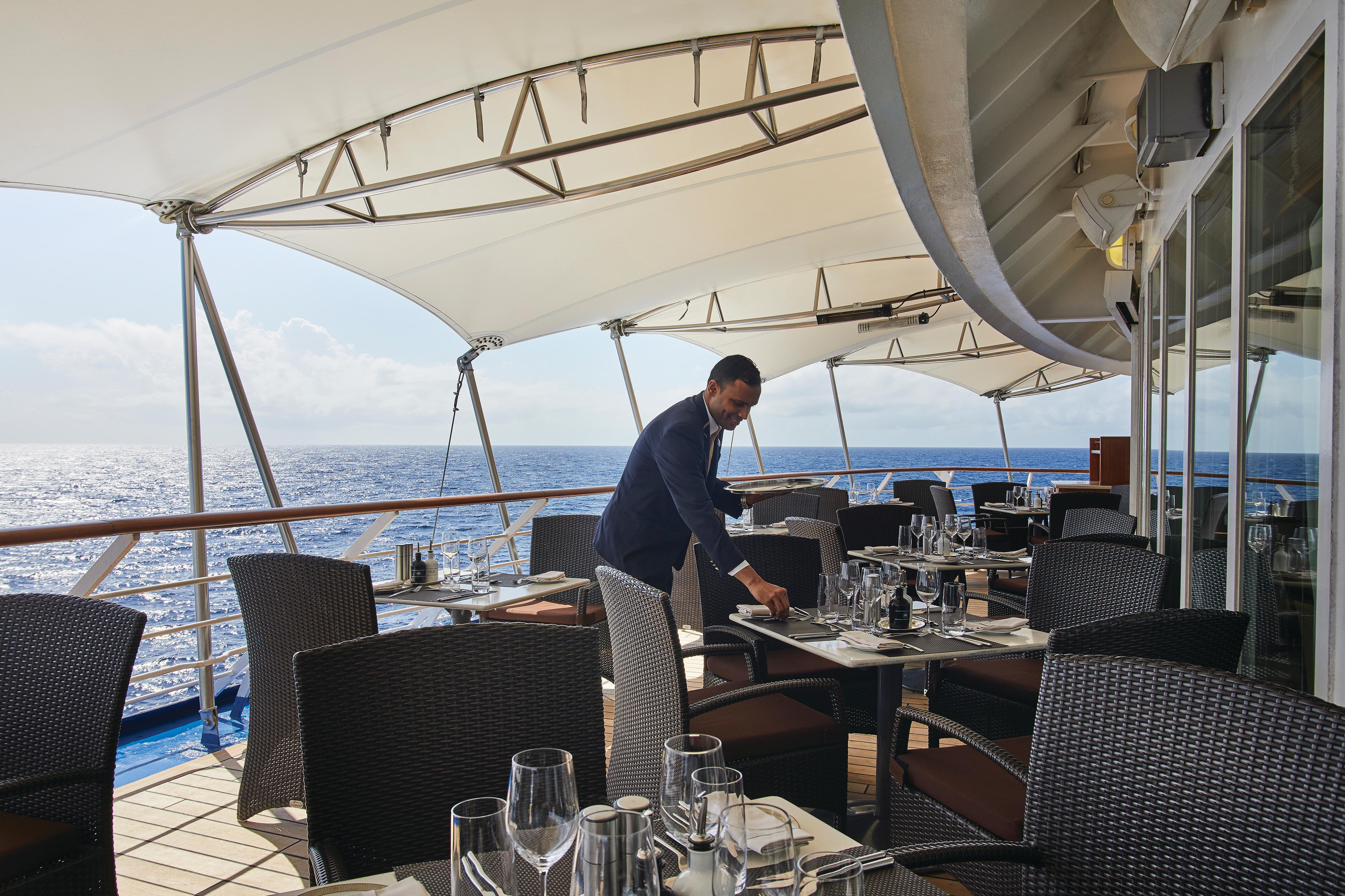 Silver Wind - La Terrazza restaurant