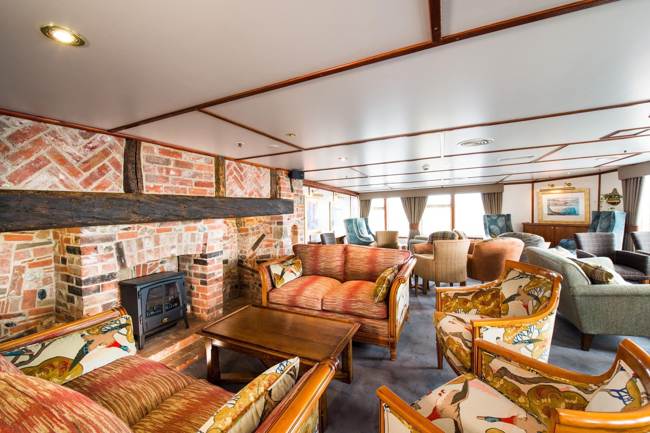 Tiree lounge