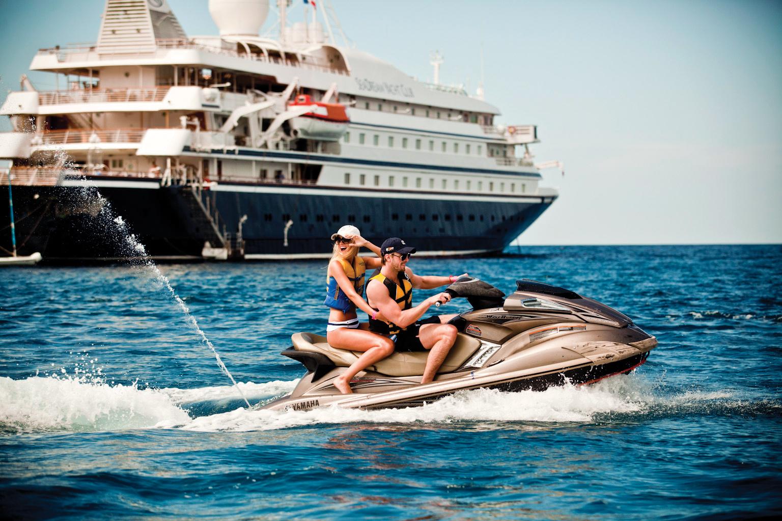 SeaDream Yacht Club - Jetski