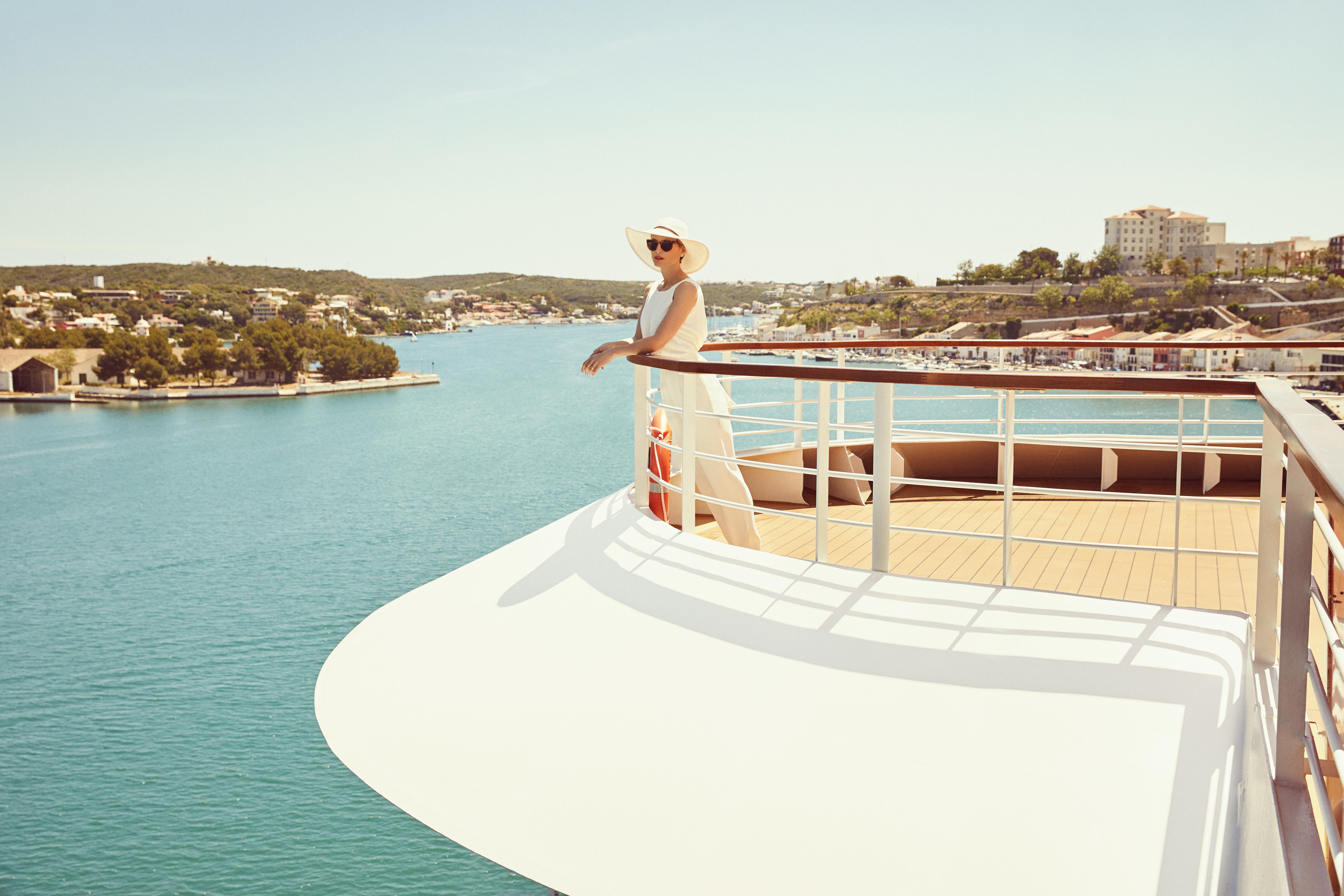 Seabourn Encore - Observation Deck