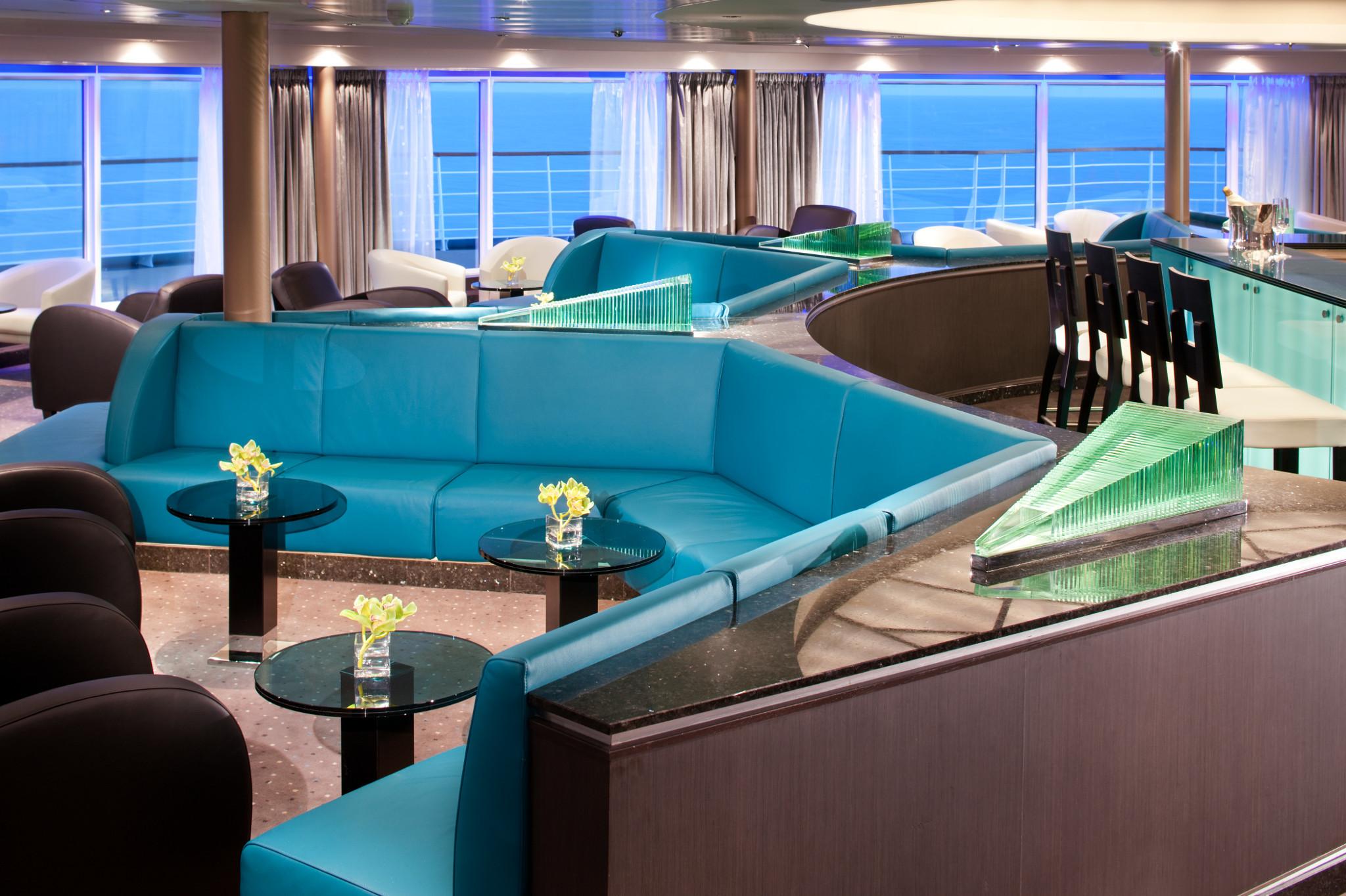 Seabourn - Observer Lounge