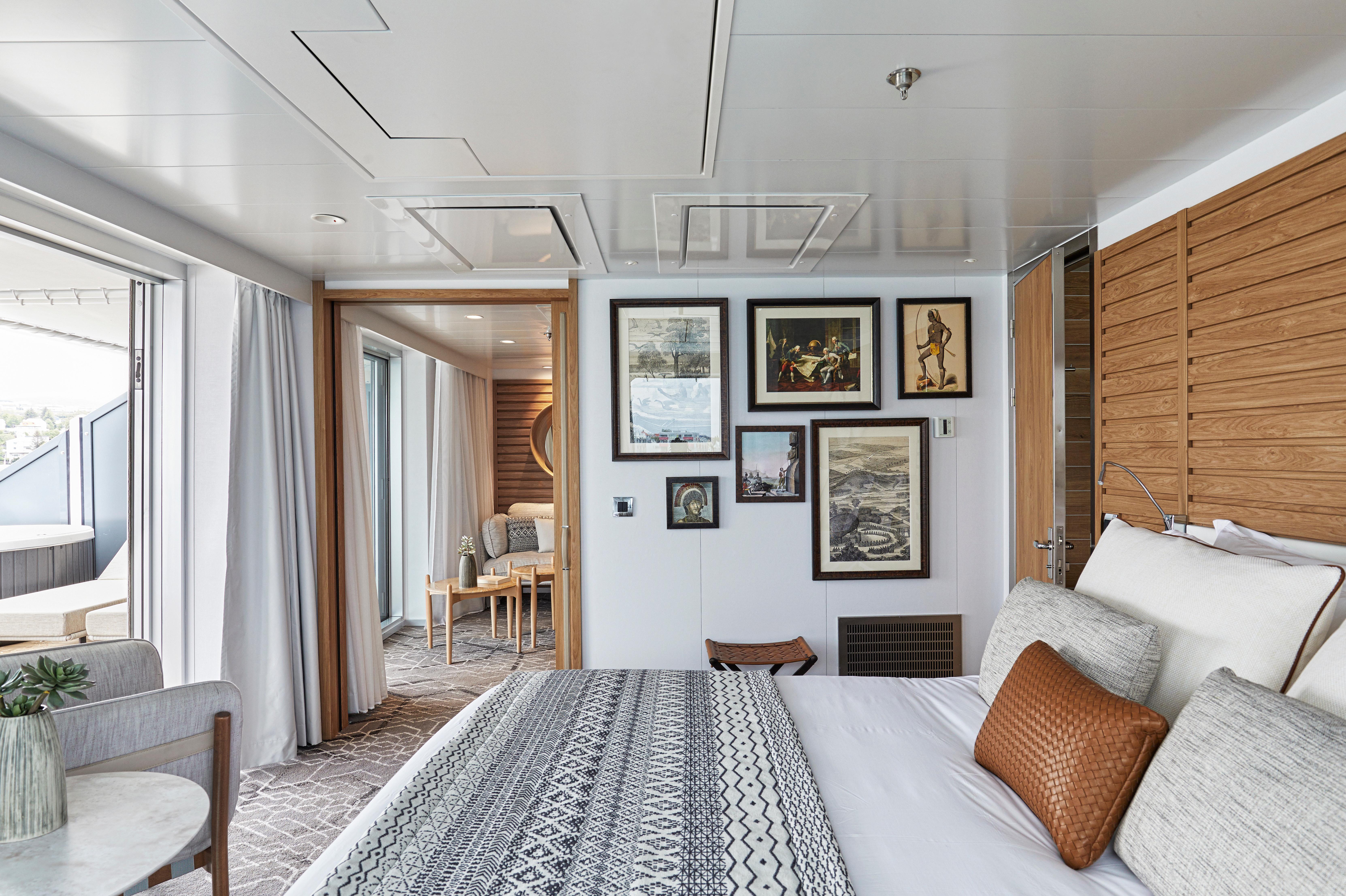 Ponant - Le Laperouse - Owner's Suite