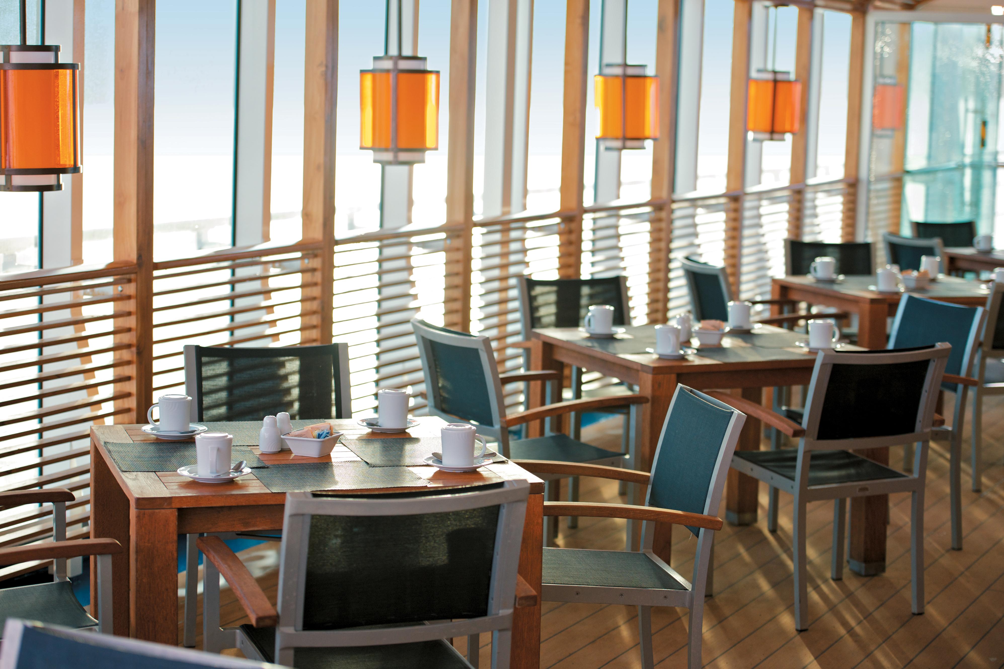 MS Paul Gauguin - Le Grill restaurant