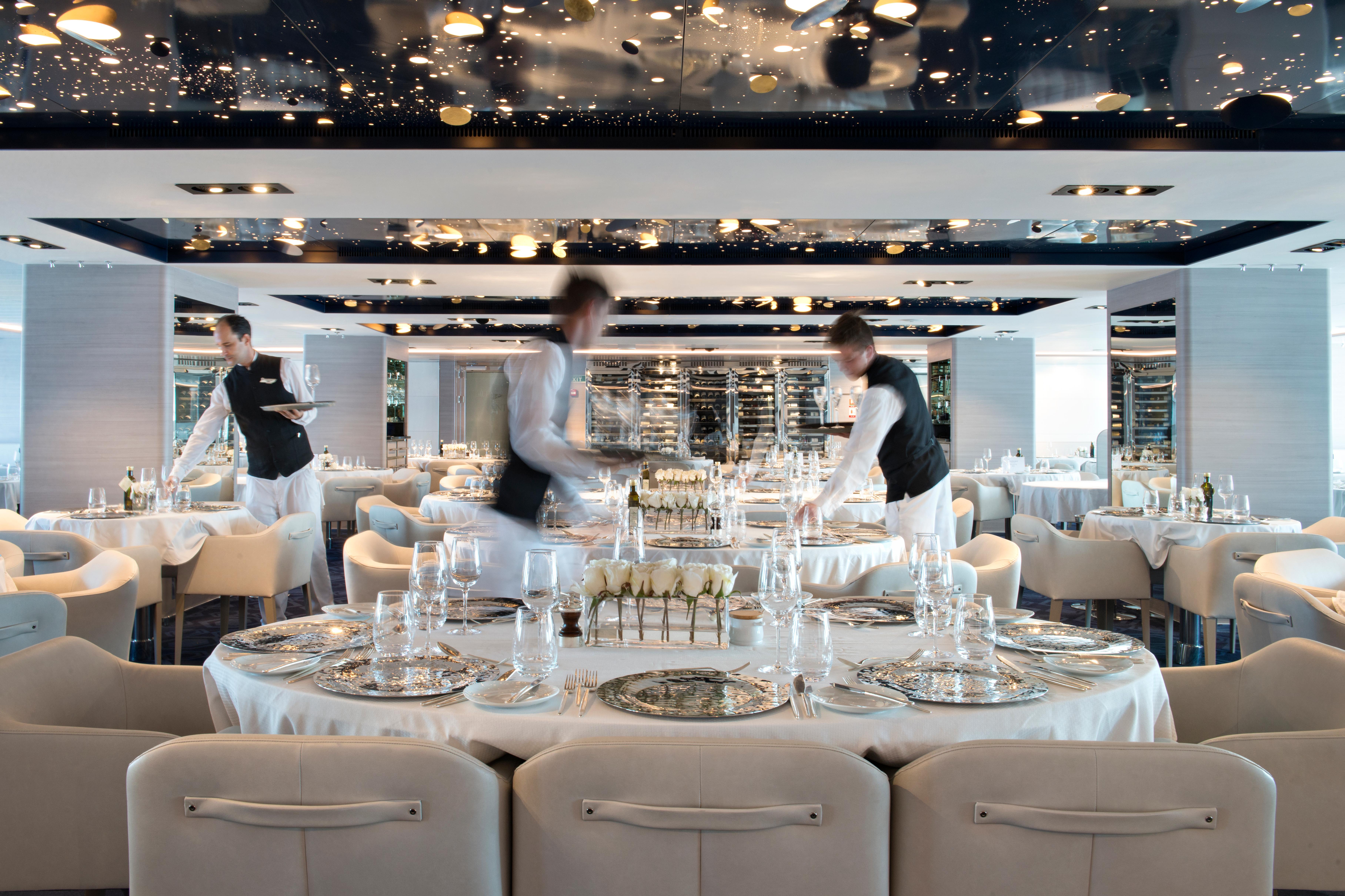 Ponant - Le Lyrial - Gastronomic Restaurant