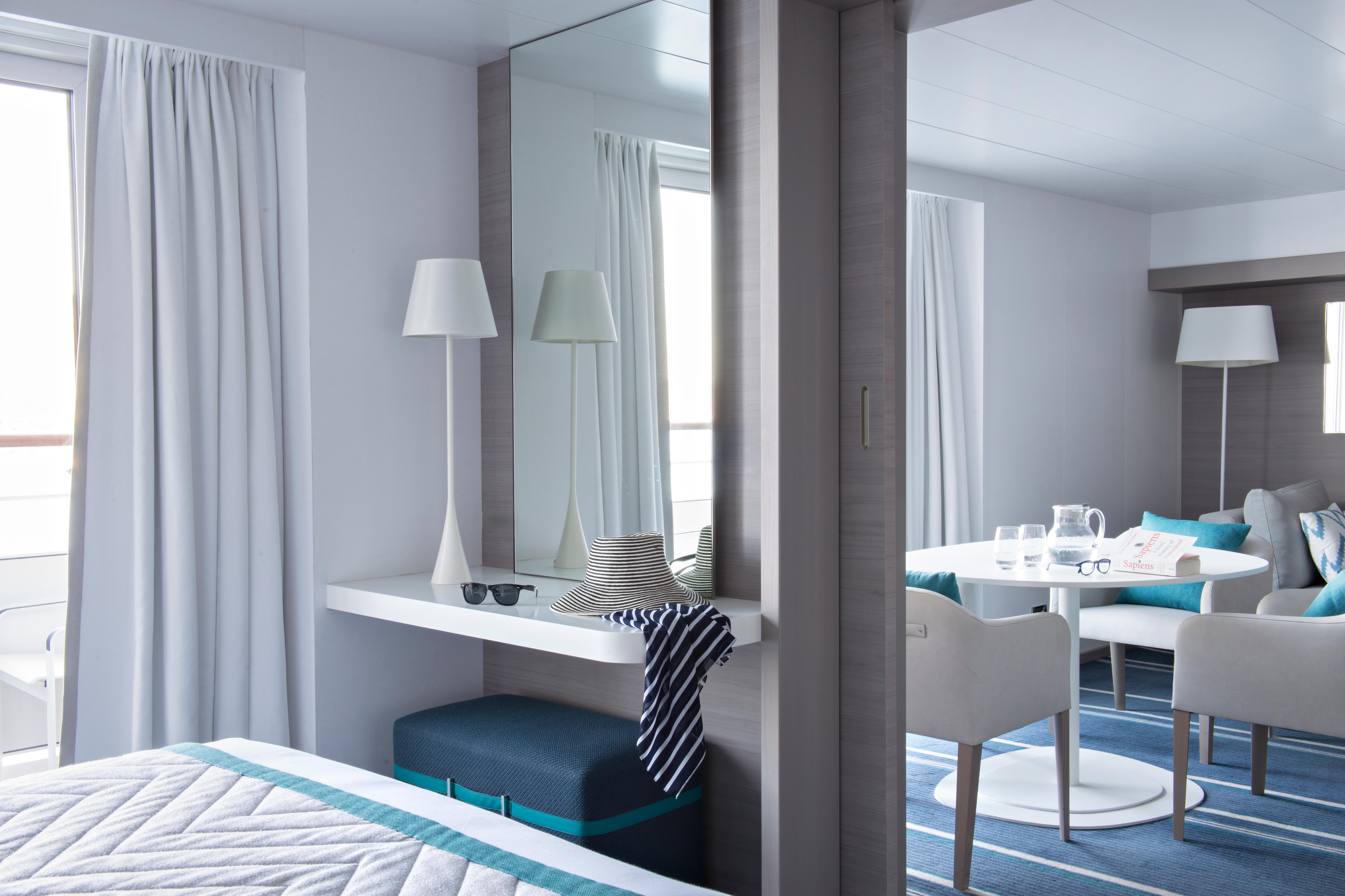 Ponant - Le Lyrial - Owner's Suite