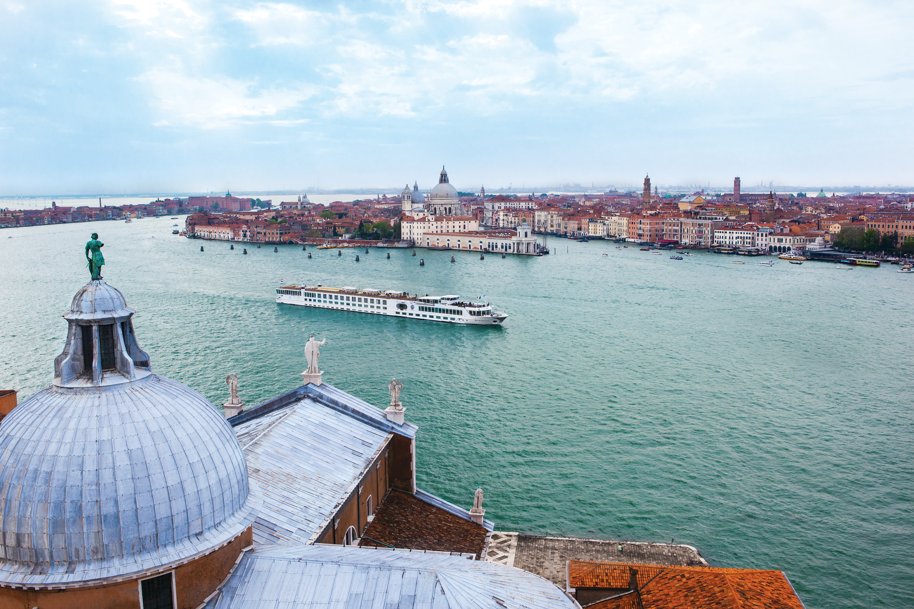 Uniworld - River Countess in Venice