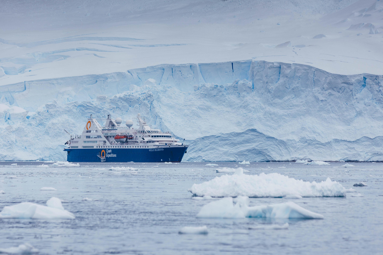 Quark Expeditions - Ocean Diamond in Antarctica