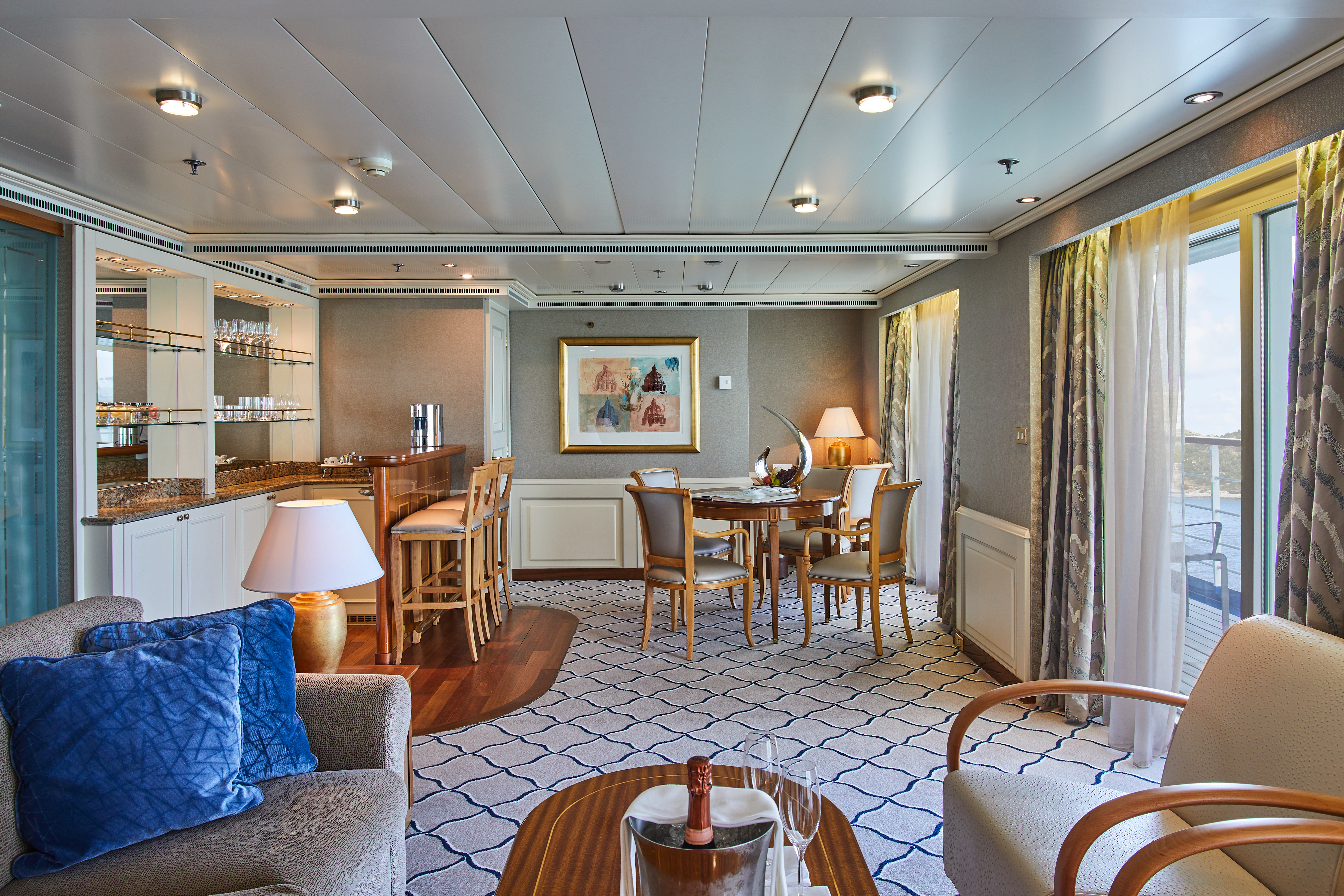 Silver Whisper - Owners Suite