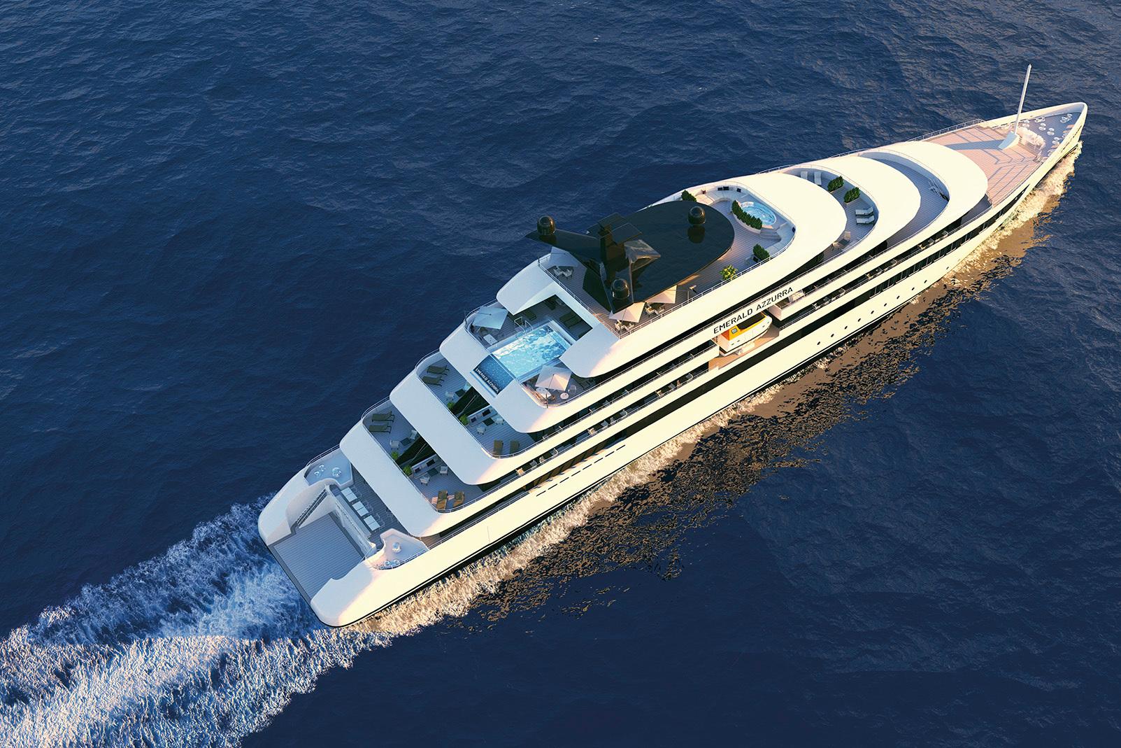 Emerald Yacht Cruises - Emerald Azzurra