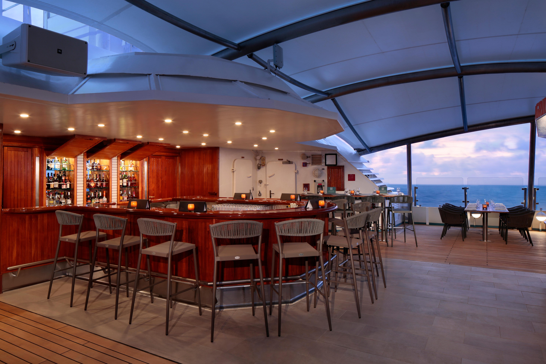 Windstar Cruises - Star Breeze - Star Bar