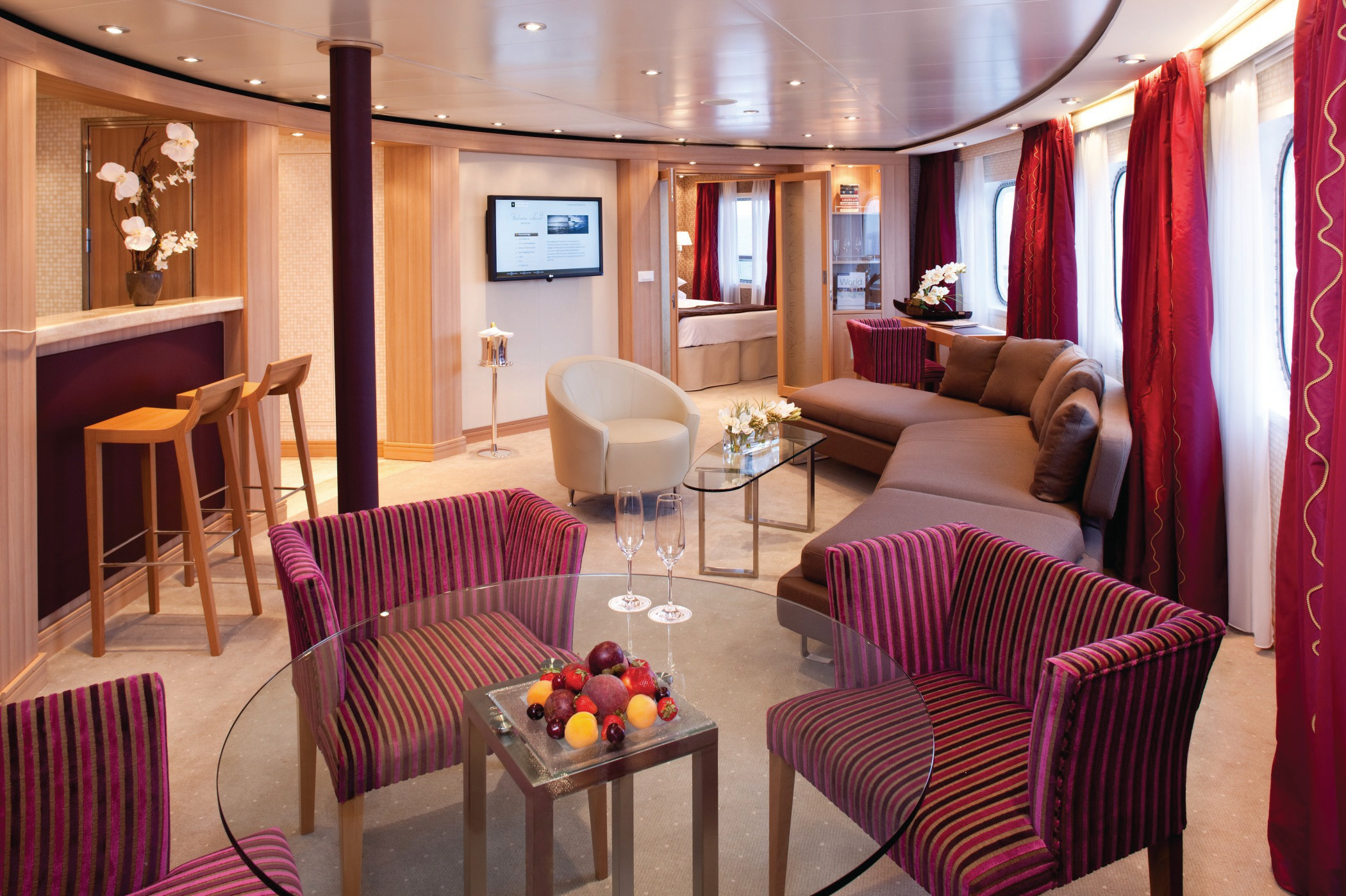 Seabourn Owners Suite