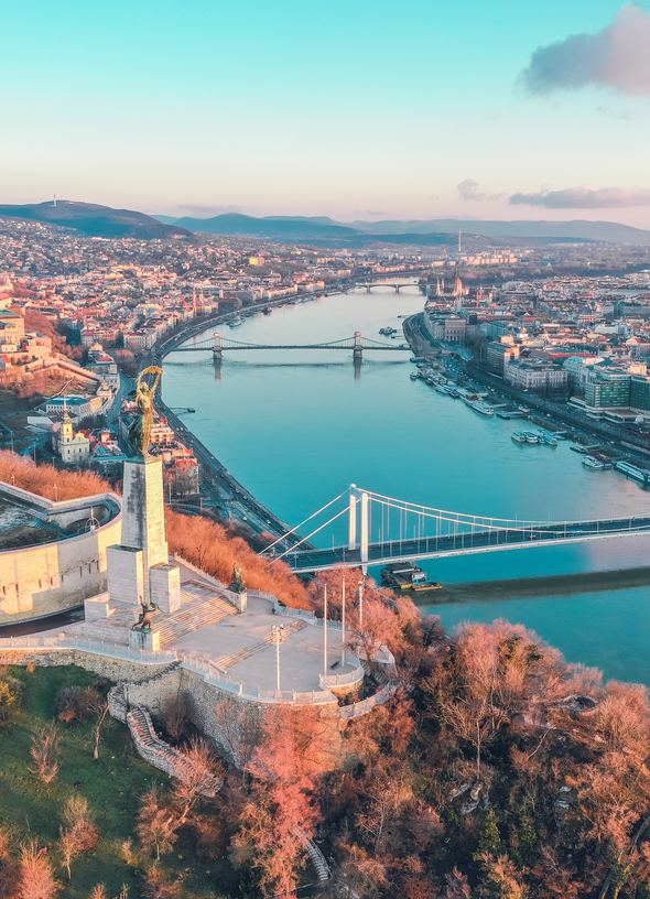 Budapest, a highlight of a luxury Danube river cruise