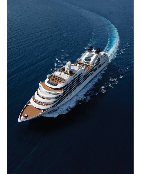 A luxury small ship cruise on Seabourn Quest