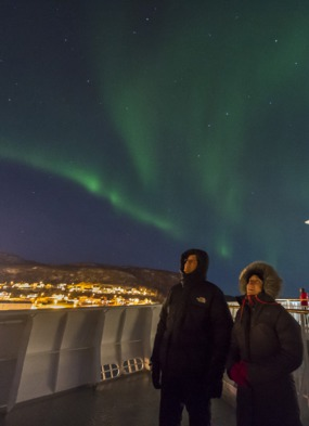 Hurtigruten Northern Lights cruise review