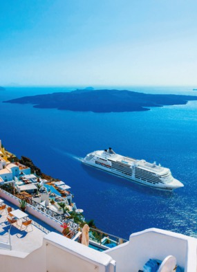 Silversea's new luxury ship, the Silver Muse