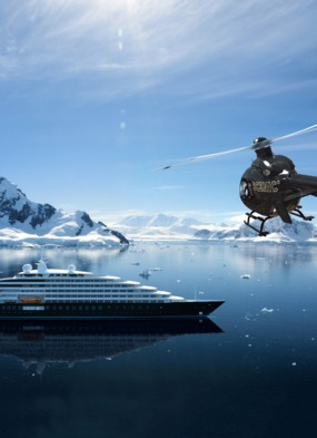 Expedition cruising on Scenic Eclipse