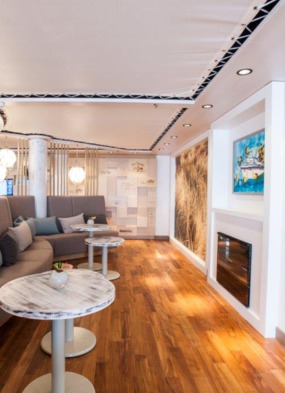Art themed cruises - Europa 2, Sansibar