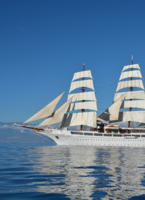 Sea Cloud II review