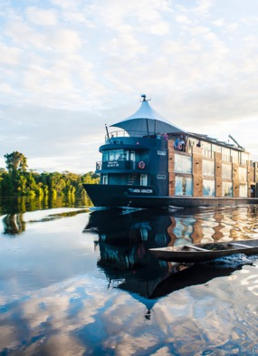 Aqua Expeditions - Amazon river cruise