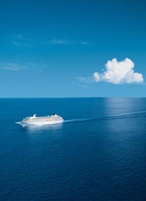 Transatlantic cruise review - Crystal Serenity