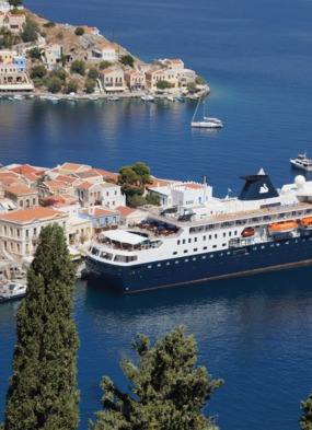 Swan Hellenic - Alternative cruises