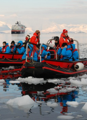 Expedition cruising in Antarctica - One of the best adventure holidays for single travellers