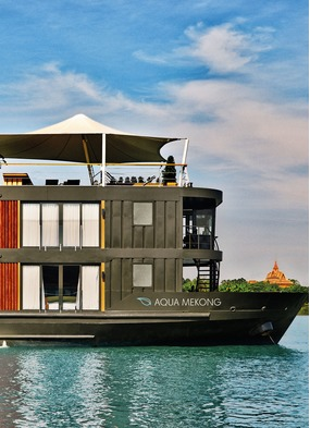 Aqua Expeditions review - Aqua Mekong