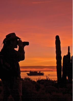 What to pack for an expedition cruise - Photographer in Mexico