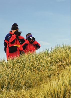 Photography expedition cruises with Lindblad