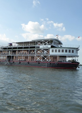 Tonle Pandaw - Mekong river cruise review