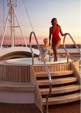The latest luxury cruise trends, as seen on ships such as Seabourn Encore