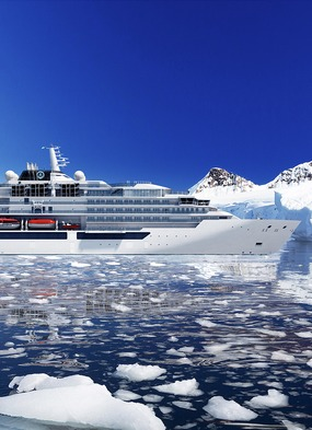 An artist's impression of Crystal Endeavor