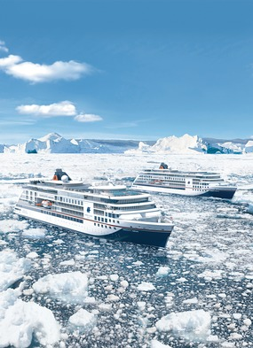 Hapag-Lloyd Cruises - Hanseatic Nature & Inspiration