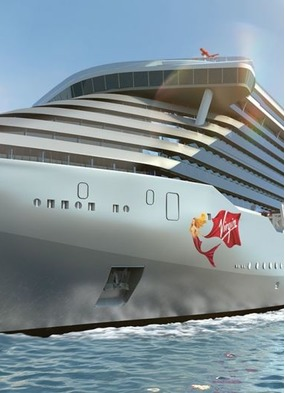 Virgin Voyages - the Scarlet Lady