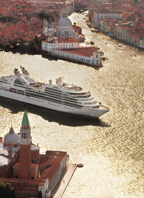 Five best sail away ports - Seabourn Odyssey Venice