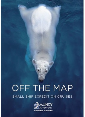 Off the Map - Polar Bear Cover