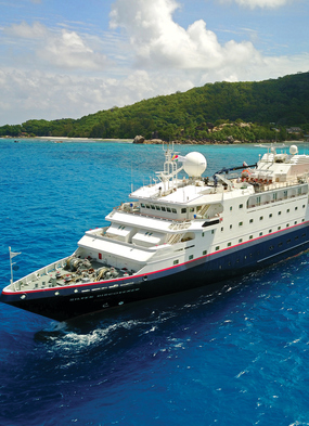 Silver Discoverer review - Seychelles expedition cruise