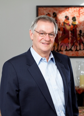 President and Co-Owner AmaWaterways, Rudi Schreiner