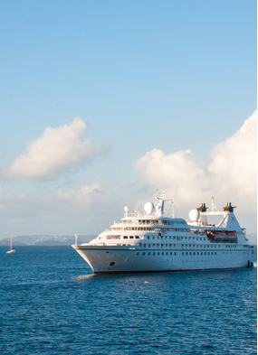 Windstar's Star Legend, part of a forthcoming fleet upgrade