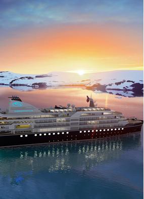 SeaDream Innovation, the new global yacht