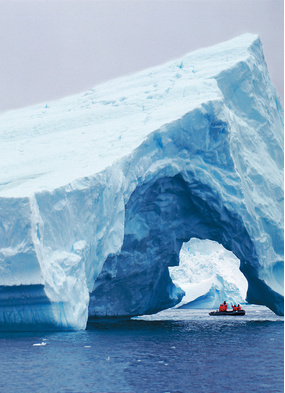 Lindblad Expeditions, one of the best cruise options in Antarctica