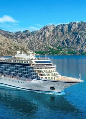 Viking Sun review - Kotor Bay
