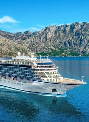 Viking Sun review - Kotor Bay