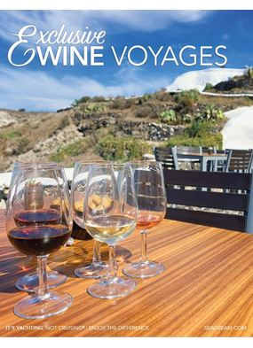 SeaDream - Wine Voyages 2020